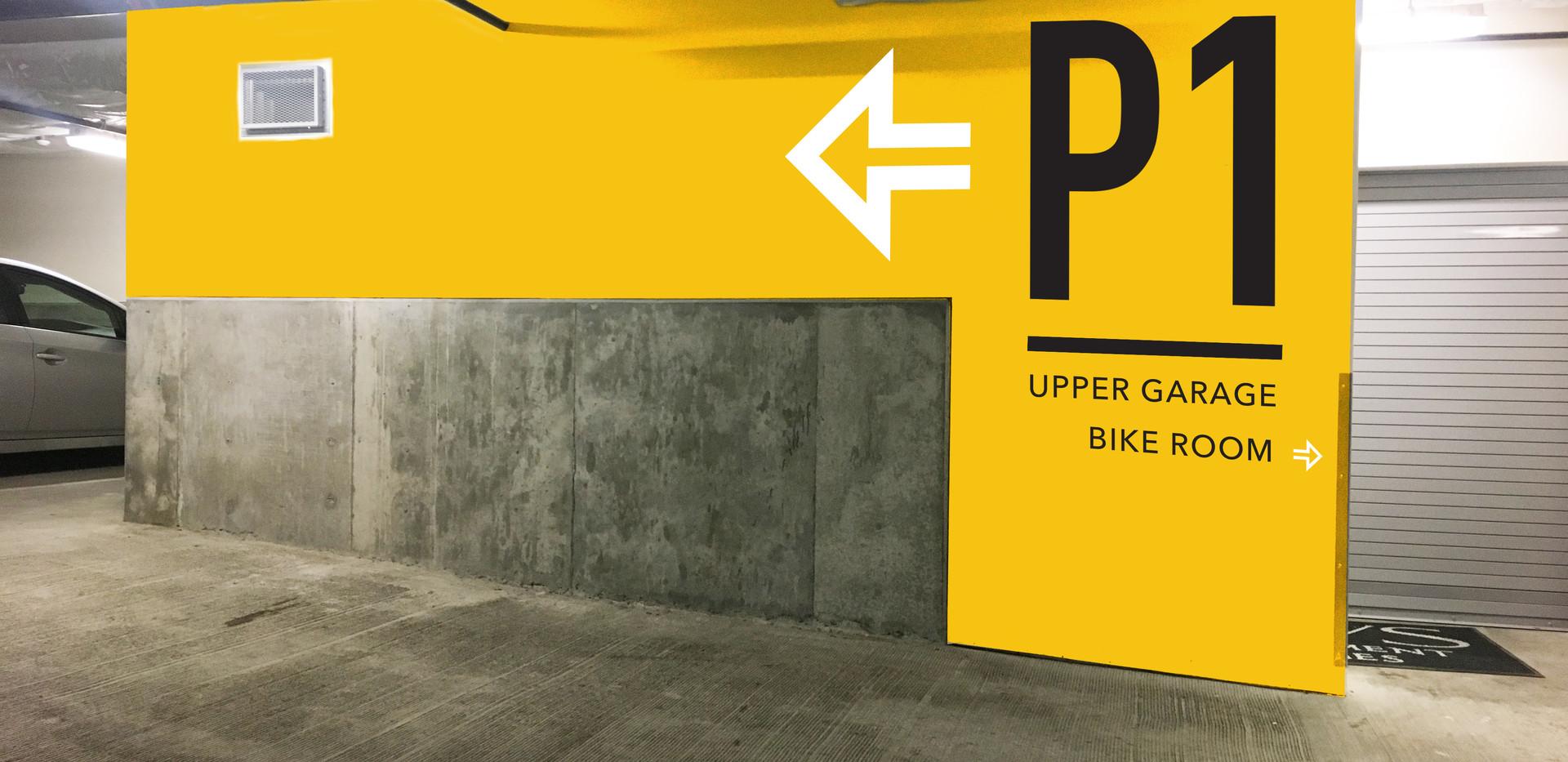 P1 Parking