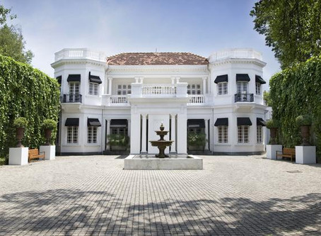 Eight Remarkable Historic Hotels in Sri Lanka
