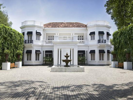 Eight Remarkable Historic Hotels in Sri Lanka