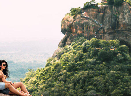 Fancy a wide palette of Honeymoon Destinations? Sri Lanka has got you covered!