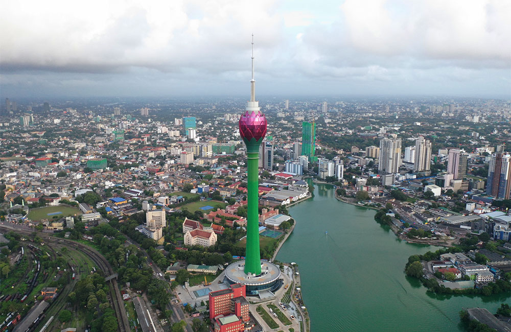 Lotus Tower