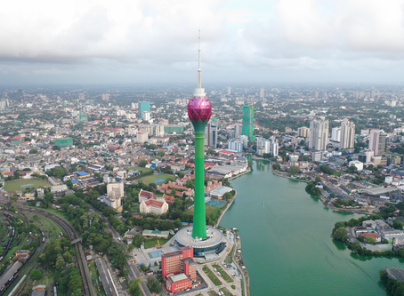 Must-Visit: The all new Lotus Tower in Sri Lanka