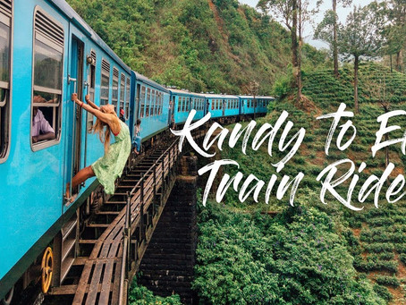 Why a train trip to Ella and the hill country is must-do in Sri Lanka