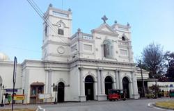 St Anthony's Church - Kochikade