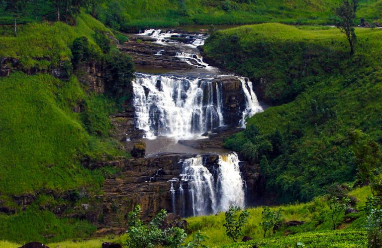 St Clairs Waterfalls