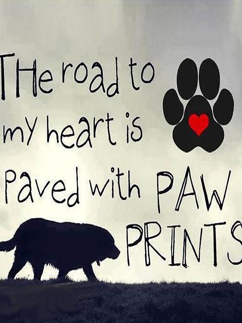 Road to my Heart Coaster