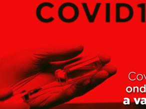 COVID-19: onde está a vacina?