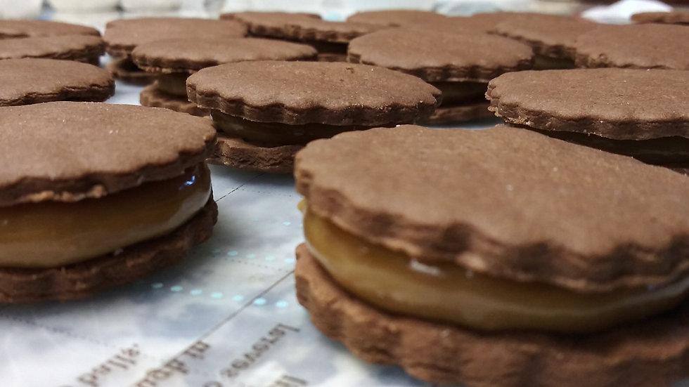 12 Chocolate Alfajor