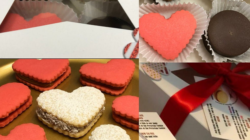 Valentine White Gift box