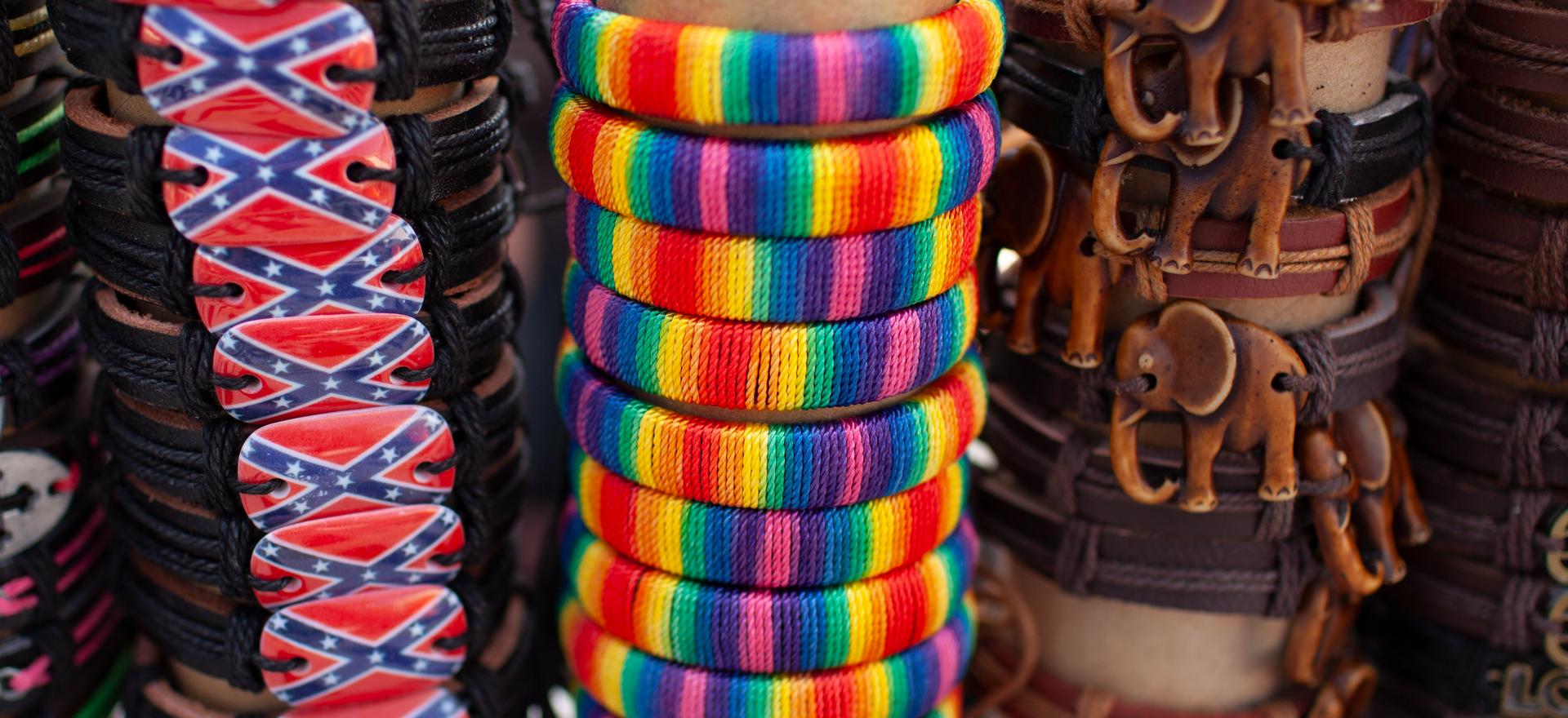 Confederate Rainbows