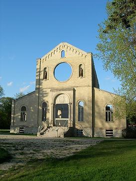 st. norbert monastery haunted winnipeg tour