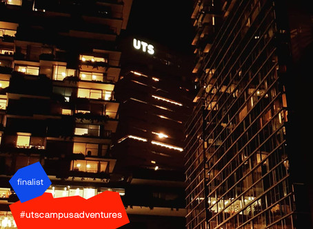 FINALISTS of the UTS Study Abroad Competition A2018