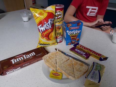 Americans Try Australian Snacks