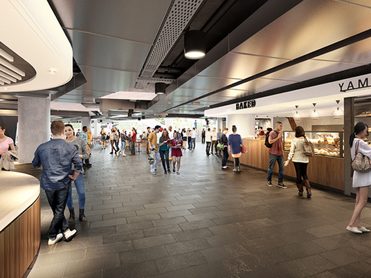 UTS Central Food Court