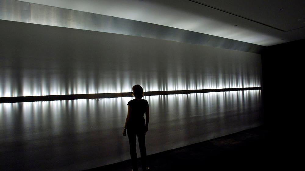 """Voice Array"" at MCA Sydney (2011) by Rafael Lozano-Hemmer"