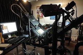 Art digitizing studio