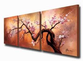 Japanese Cherry Blossom print