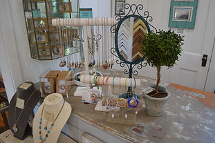 Local handmade jewelry