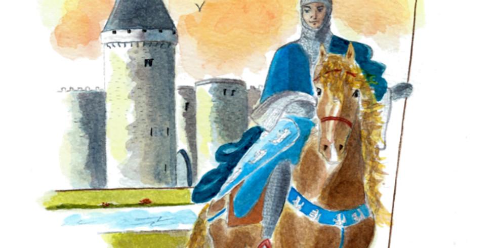Libourne fête ses 750 ans : hommage au chevalier Roger de Leyburn