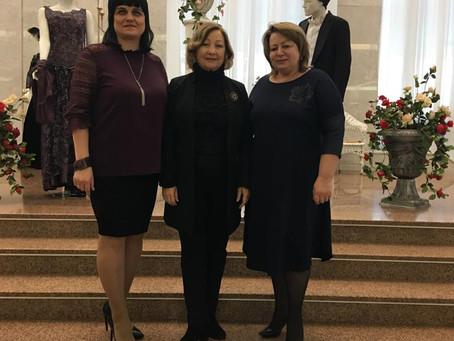 Володько Людмила и Татьяна Воронина награждены Благодарностью Губернатора Ростовской области.