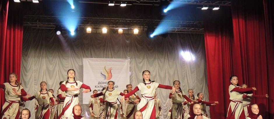 """Образцовый хореографический коллектив эстрадного танца """"Авантаж"""" объявляет набор в свою команду."""