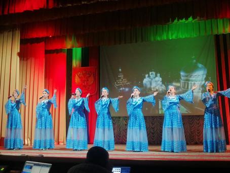 Фестиваль патриотической песни «Гвоздики Отечества» 2021