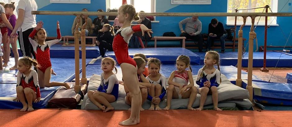 Открытое первенство города Волгодонск, посвящённое Дню Гимнастике 2019.