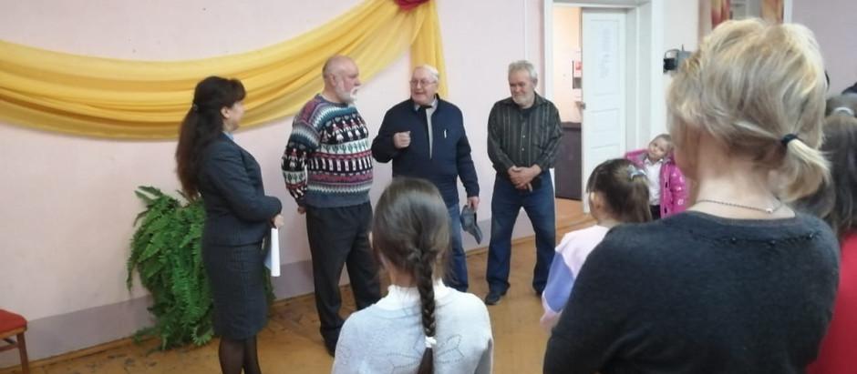 19 ноября в выставочном зале РДК состоялось открытие выставки декоративно-прикладного искусства