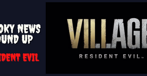 Spooky News Round Up: Resident Evil Edition