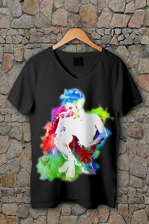 """TeKJano Jam Splash"" T-Shirt"