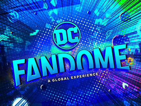 The Future for Conventions is Digital: DC Fandome A Breathe of Fresh Air for Comics