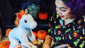 Halloween Children's Story Time & Giveaway LIVESTREAM