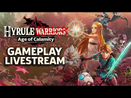 Tokyo Game Show 2020: Nintendo Unveils New Gameplay and Trailer for Hyrule Warriors