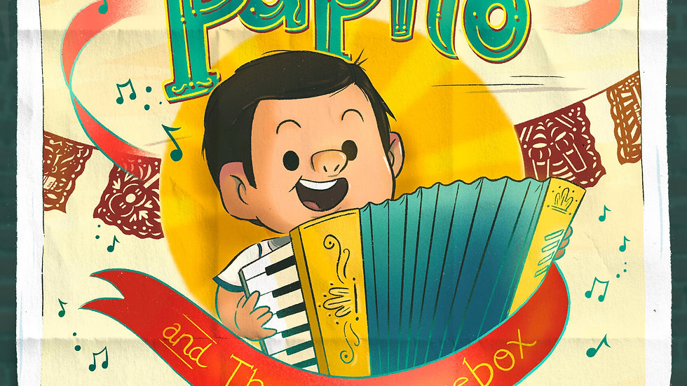 Papito and The Squeezebox