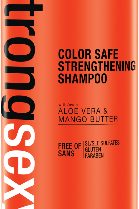 Strong Sexy Hair - Strengthening Shampoo 1000ml
