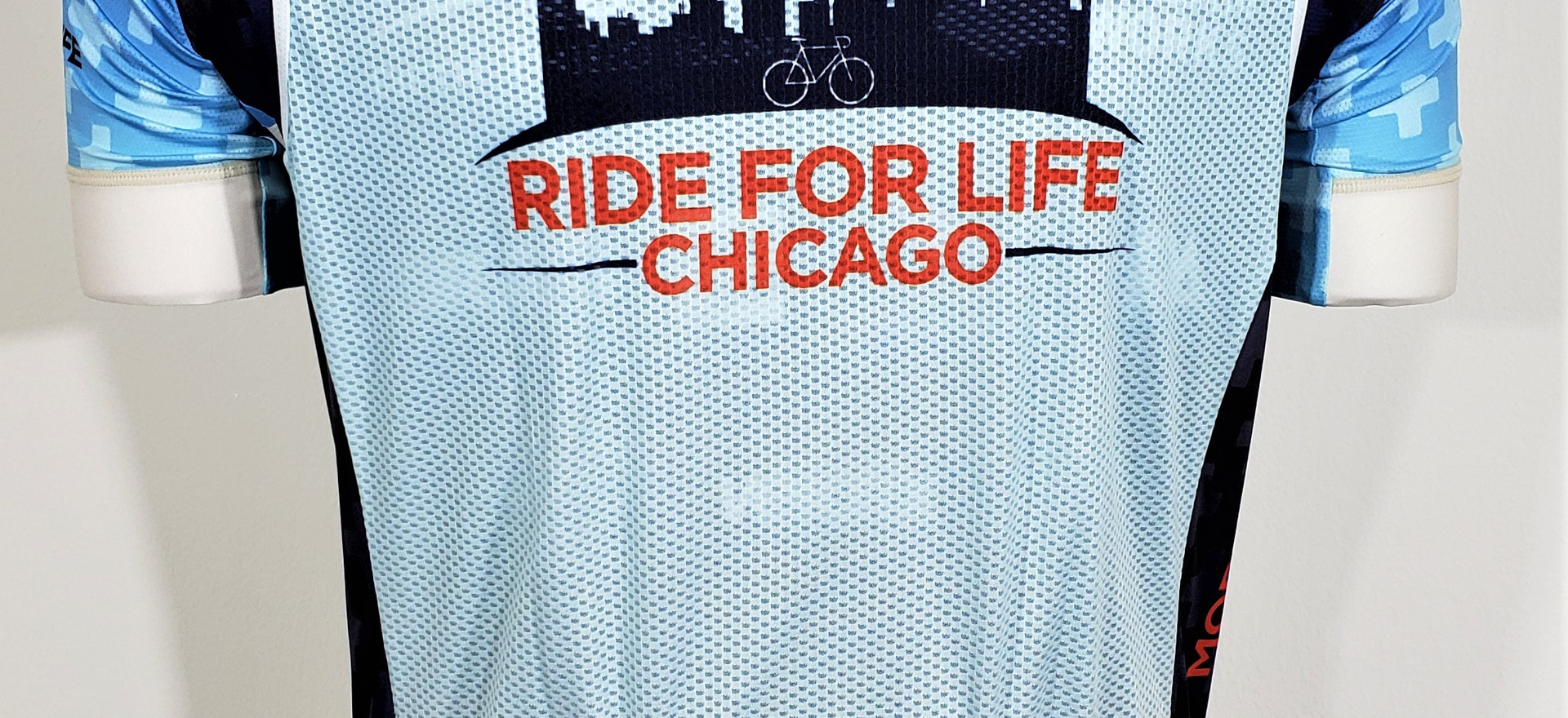 Custom Cycling Vest | Custom Vest | Custom Gilet | Custom Cycling Gilet | Custom Performance Wear Vest  | Performance Wear Vest | Bike MS Custom Vest | Custom Vest Ride for Life - Ride for AIDS / TPAN