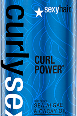 Curly Sexy Hair - Curl Power 250ml
