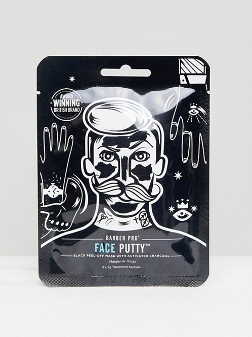 BARBER PRO Face Putty Peel-off Face Mask