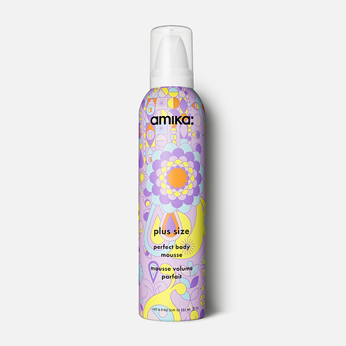 plus size perfect body mousse