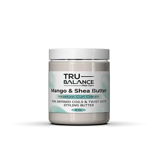 MANGO & SHEA BUTTER | Moisturizing Curl Cream
