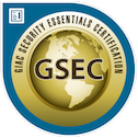 GIAC Security Essentials (GSEC)