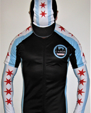 Chicago | Custom arm coolers |Custom UV performance sleeves | UV performance sleeves | Custom Sun Sleeves | Custom Cycling Arm Warmers | Custom Arm Warmers | Arm Warmers | Custom cycling sleeves | Chicago Bicycle Clubs | Chicago Bicycle Shops