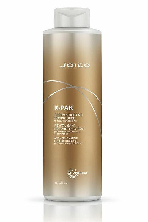 Joico K-Pak Reconstructing Conditioner 1L (1000ml)