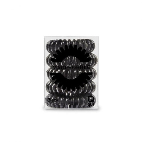 Magi:Bobble Hair Ties - Black
