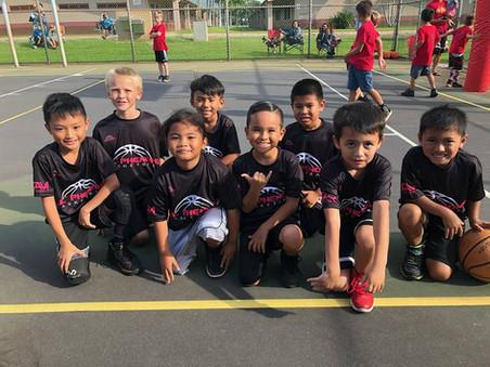 South Maui Youth Basketball League