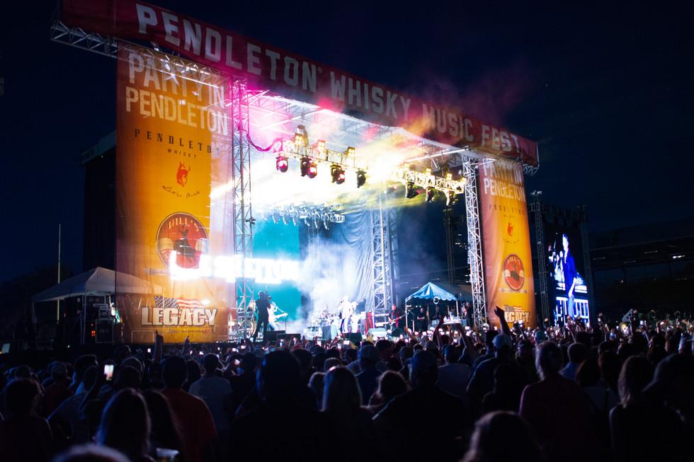 Pendleton Whisky Music Fest