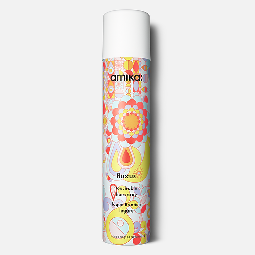 fluxus touchable hairspray