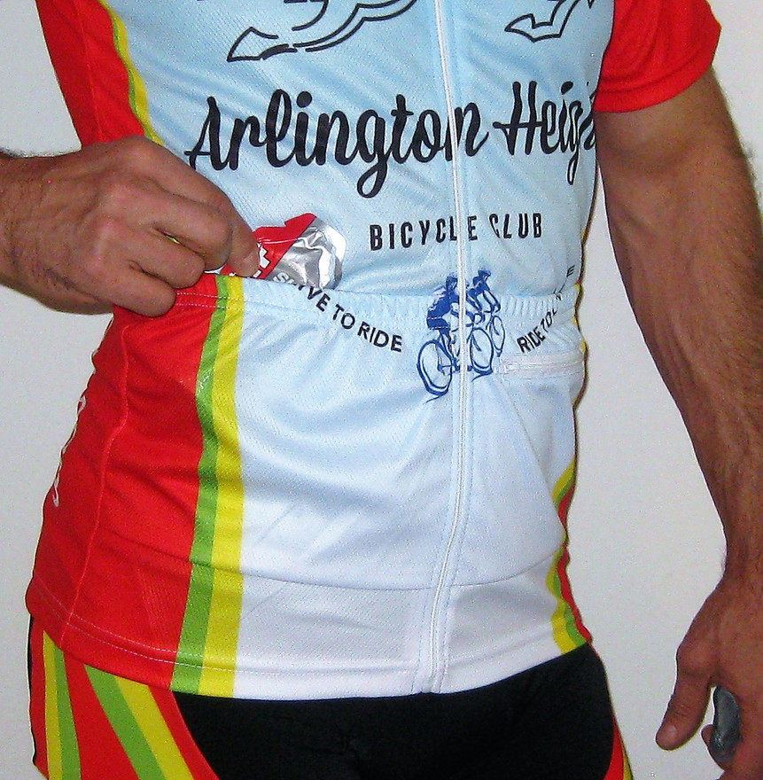 Custom recumbent jersey |Custom Adaptive clothing apparel | Recumbent Cyclists | custom off-road handcycles and adaptive bikes | recumbent jersey | project mobility | Recumbent Cycling Jersey with Full Zipper and Side Pockets