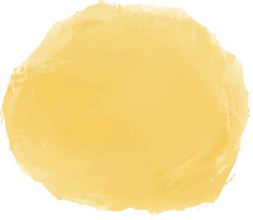 Paint blob yellow