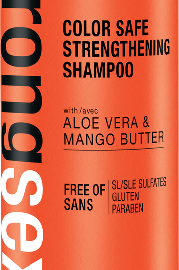 Strong Sexy Hair - Strengthening Shampoo 300ml